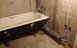 Как спрятать трубы в ванной комнате: основные способы решения проблемы