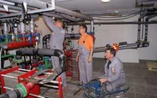 Опрессовка системы отопления: назначение, особенности, порядок проведения работ