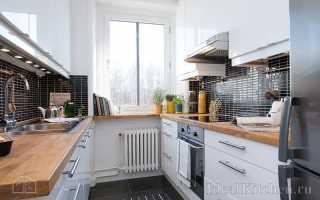 Что такое переходная кухня