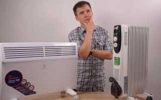 Конвектор или радиатор. Особенности масляных обогревателей. Варианты использования и выбор типа конвекторного устройства