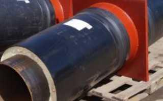 Опоры для трубопроводов – виды и особенности