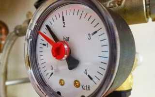 Рабочее давление в системе отопления: изучаем работу автономных систем и ЦО