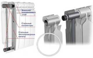 Установка биметаллических радиаторов: процесс монтажа, рекомендации по эксплуатации и выбору