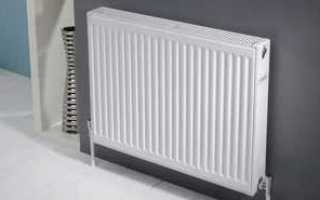 Стальные радиаторы отопления: технические характеристики и разновидности
