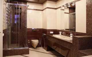 Душевая кабина в ванной комнате: выбор и установка подходящей модификации