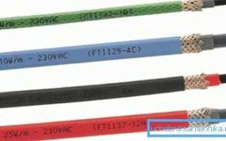 Обогрев труб греющим кабелем: как происходит процесс