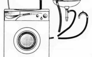 Подключение стиральной машины к водопроводу и канализации – рекомендации по проведению работ