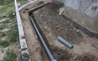 На какой глубине прокладывать водопровод – основные рекомендации по проведению работ