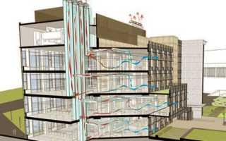 Вентиляция многоэтажного дома: особенности устройства и обслуживания