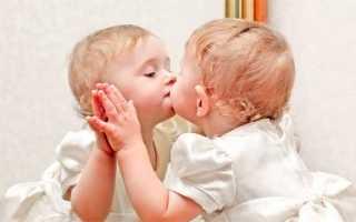 3 причины, почему нужно зеркало в детской комнате