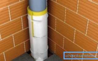 Шумоизоляция труб канализации – рассматриваем все нюансы данной процедуры