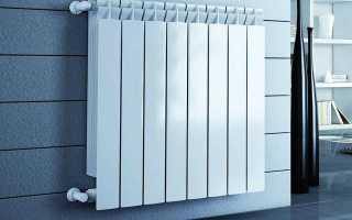Расчет радиаторов отопления по площади и объему помещения