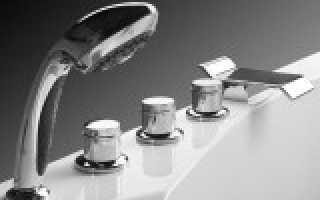 Как выбрать смеситель для ванной с душем: советы сантехника