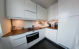 Очаровательные и стильные деревянные кухонные столешницы