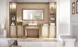 Тумба под раковину в ванной – распространенные модели