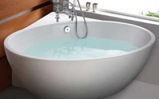 Угловая или прямоугольная ванная: за и против