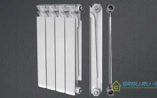 Какие биметаллические радиаторы отопления лучше: виды изделий и выбор