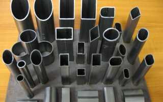 Стальная электросварная труба: параметры и использование