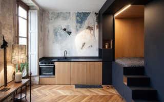 Стиль, который экономит пространство: Стильные и интересные перегородки для гостиной