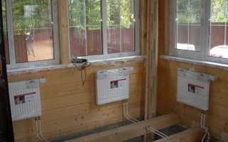 Как сделать отопление на даче самостоятельно