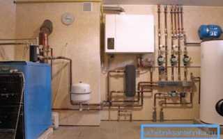 Комбинированная система отопления: выгоды от оптимального сочетания разных технологий