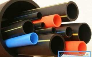 Виды канализационных труб и соединений – краткий обзор