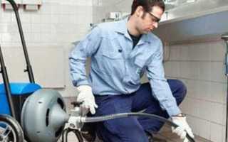 Чистка канализационных труб: 4 подхода к решению задачи