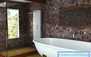 Установка душевой в ванной комнате – способ расширить ее функциональность