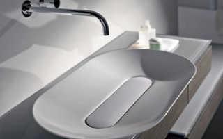 Умывальники для ванной: особенности и виды