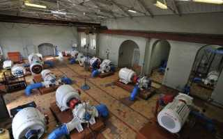 Водопроводная станция подкачки: общие сведения и практические рекомендации