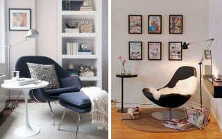 5 ингредиентов чтобы создать дома идеальное пространство для чтения