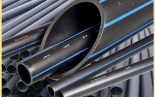 Размеры трубы ПНД и прочие ее характеристики