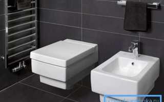 Подвесной унитаз: как создать в туалетной комнате изысканный и необычный интерьер