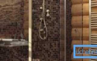 Создаем душ в доме своими руками из доступных материалов и недорогого сантехнического оборудования