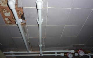 Водопровод в квартире: как самостоятельно поменять трубы