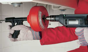 Бытовое и профессиональное оборудование для прочистки канализационных труб
