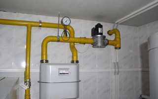 Перенос газовых труб в квартире – насколько это сложно