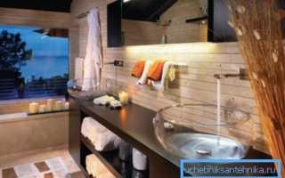 Какой должна быть настоящая дизайнерская раковина для ванной