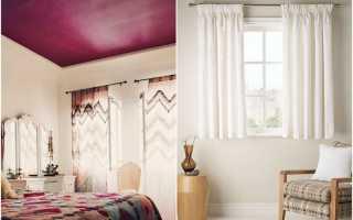 Потолок возможностей: 3 модных дизайнерских решения, которые недопустимы для наших «хрущёвок» и комнат с невысокими потолками