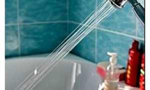 Массажный душ: описание процесса, лечебные свойства, конструкция прибора