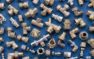 Фитинги на металлопластиковые трубы – обзор основных вариантов и их особенностей