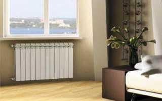 Как выбрать биметаллические радиаторы отопления: обзор технических характеристик и способа монтажа