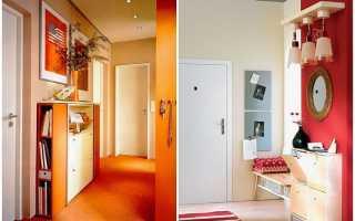 Как оформить прихожую для узкого коридора: советы от дизайнеров