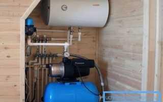 Расчет водопровода в частном доме: просто о сложном