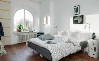 5 важных правил для создания стильной скандинавской спальни