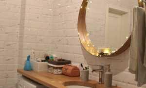 Раковина со столешницей под стиральную машину – рациональное решение для любой ванной комнаты