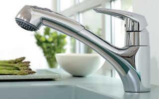 Как починить смеситель на кухне самостоятельно