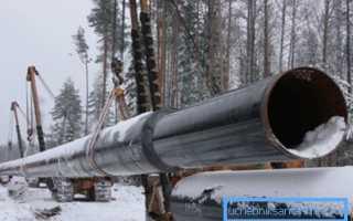 Трубы для газопроводов: материалы, правила монтажа, нормативные документы