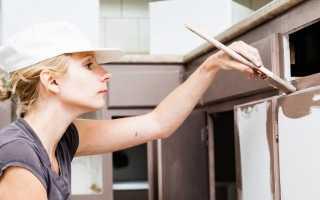 Как правильно выбрать краску для кухни?