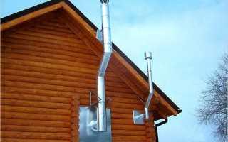 Труба для бани: выбор, монтаж и эксплуатационное обслуживание
